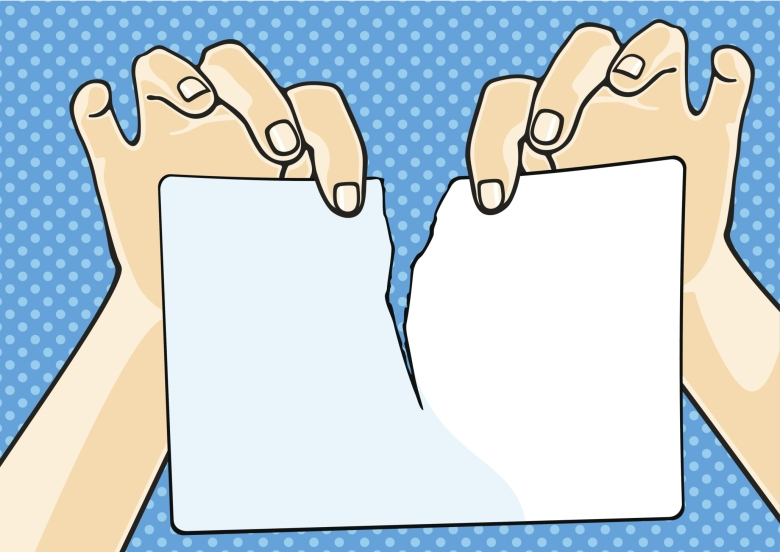 found-two-bits-of-paper-while-doing-some-sorting-out-yesterday-that-uEnPFm-clipart
